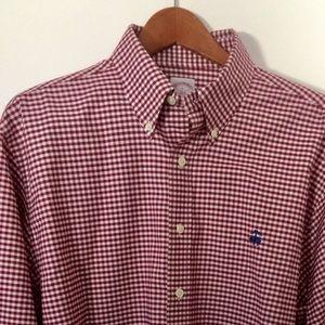Brooks Brothers L Men's 346 Dress Shirt